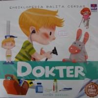 Buku Keterampilan Anak ENSIKLOPEDIA BALITA CERDAS DOKTER