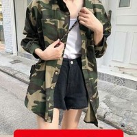 Army Outer [Outwear 0133] RIY Jaket Sweater Cardigan