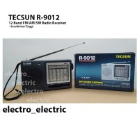 Radio TECSUN R 9012 FM AM SW Radio Receiver