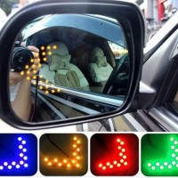 led sein sen sign spion arrow tanda panah mobil 14 smd