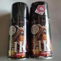 Samurai Paint Clear Metallic K1KT** Cat Aerosol
