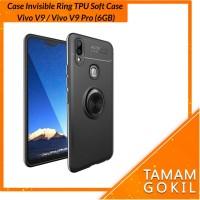 Vivo V9 / V9 Pro Case Autofocus Invisible Iring TPU Soft Case
