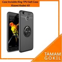 Xiaomi Redmi 4X 4X Case Autofocus Invisible Iring Soft Case