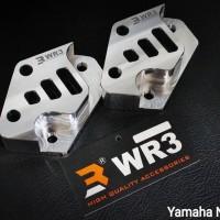 BRACKET KALIPER BREMBO 4Piston 1Pin Yamaha Nmax Standard