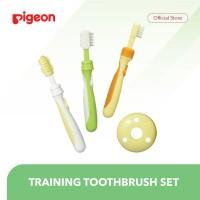Pigeon Training Toothbrush Set - PR050514