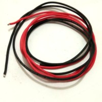 awg 18 silicone cable / kabel silikon high temp 200 °c