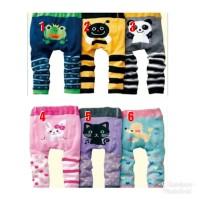 Celana Legging Bayi & Anak Perempuan, Laki-laki / Leging Busha (BA121)