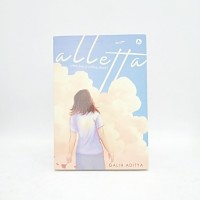 Novel Alletta - Galih Aditya