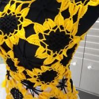 flowers sun yellow