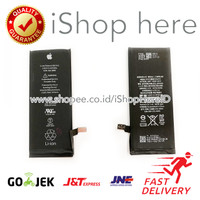 Original Batre / Baterai / Battery / Batere iPhone 6S