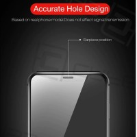 CAFELE TEMPERED GLASS 2.5D HD CLEAR FOR IPHONE XS XR XS MAX ORIGINAL