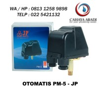 GROSIR - OTOMATIS POMPA AIR PM-5 - PRESSURE SWITCH - JP