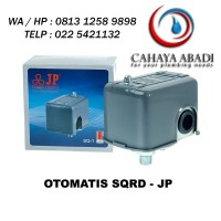 GROSIR - OTOMATIS POMPA AIR SQRD - PRESSURE SWITCH - JP