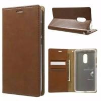 Xiaomi Redmi S2 Leather Case Flip Cover Sarung Buku Kulit