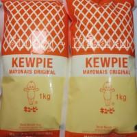 Kewpie Original Mayonnaise 1 kg, Best Mayo Japan, Kualitas Terbaik