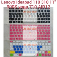 "Keyboard Protector Lenovo 110S, 310S, 900S, yoga 710-11 , AIR12, 11"""