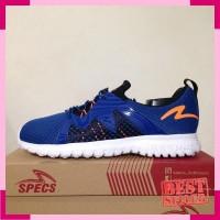 Sepatu Running/Lari Specs Prelude Navy White 200541 Original BNIB