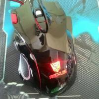 Rexus G8 Viper (RXM G8)Mouse Gaming 7D LED RGB