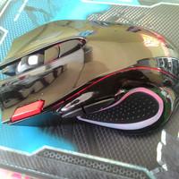 [DS2] REXUS Gaming Mouse RXM-G8 (REXUS G8 VIPER) (G-8)