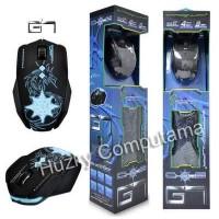 DRAGONWAR : CHAOS G7 Gaming Mouse [FREE GAMEPAD]