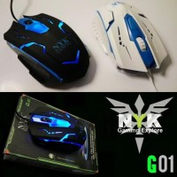 Mouse Gaming Usb NYK G01