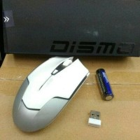 mouse wireles dismo gaming mouse