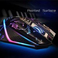 AULA TIAN JI (SI-9010) Gaming Mouse