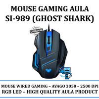 Mouse Gaming AULA SI-989 (GHOST SHARK) (Original)