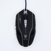 Mouse Gaming Rexus X5 Black