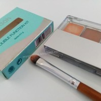 ORIGINAL Wardah Double Function Kit Eye Shadow   Concealer Lengkap