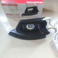 Setrika Electric Automatic Iron Non Stick Coating Maspion EX-1000