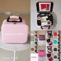 Koper Make Up Beauty Case Kotak Rias Tas Kosmetik Makeup Box Kecil