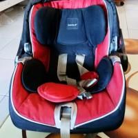 baby elle car seat preloved