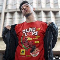 Kaos Baju IMPORT Cereal - Deadpool
