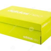 Dus / Kardus / Box / Inner Box / Tempat Sepatu Adidas Neo