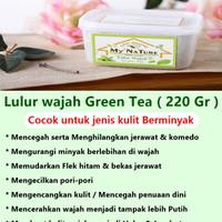 Lulur Wajah Green Tea