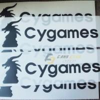 SPONSOR CYGAMES HITAM