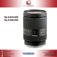Tamron AF 18-200MM F3.5-6.3 Di III VC For Sony E mount