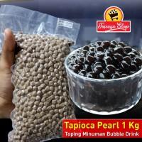 Tapioca Pearl 1Kg - Topping Minuman Bubble Drink