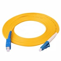 Kabel Patchcord/Patch Cord Fiber Optic SC-LC 10m