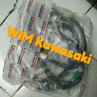 Kabel body bodi rangka lampu bulat ninja SS 150 Original Kawasaki