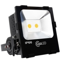 Lampu Sorot Flood Light LED 134w CooLED F3150 Warm White IP66 Outdoor