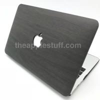 MacBook Case WOOD BLACK