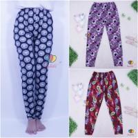 Legging Dewasa Motif UK. JUMBO / fit to XL Celana Panjang Wanita Legin