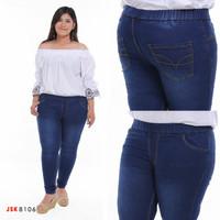 Celana Panjang Legging Jeans Wanita (BigSize 31-34) JSK JEANS