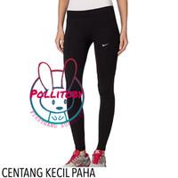 Premium Celana Legging Sport Panjang Wanita Senam Olahraga Gym Yoga