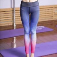 Celana Korset Sport Legging Wanita Olahraga Gym Fitnes Yoga Senam