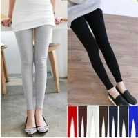 [legging xl RO] celana wanita spandek var color