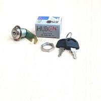 Cam lock huben 103 16mm atau kunci loker besi atau kunci loker kait
