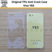 Case TPU Anti Crack Vivo Y83 Y 83 Ultra Thin Anti Pecah Benturan Ori